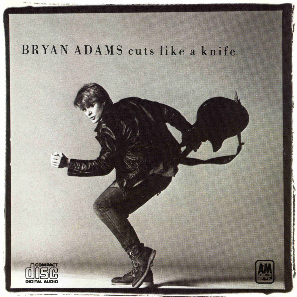 Bryan Adams   Cuts Like A Knife — Futuro.cl
