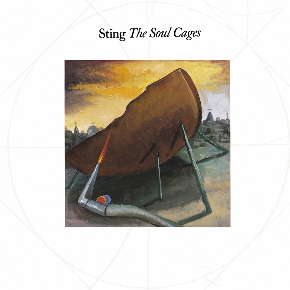 Sting   The Soul Cages — Futuro.cl